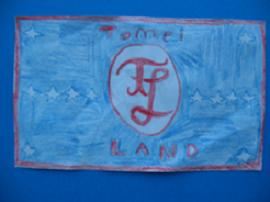 Tomeiland Flag created by TJT!